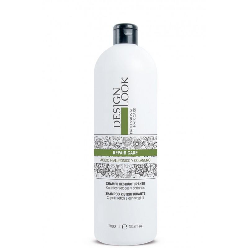 Szampon Odbudowujący - Restructuring Shampoo Design Look