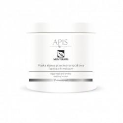 Maska algowa przeciwzmarszczkowa łagodząca dla mężczyzn - APIS