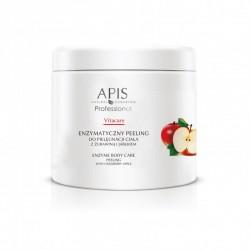 Enzymatyczny peeling do pielęgnacji ciała z żurawiną i jabłkiem - APIS