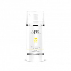 Krem ochronny do twarzy SPF 30 - APIS