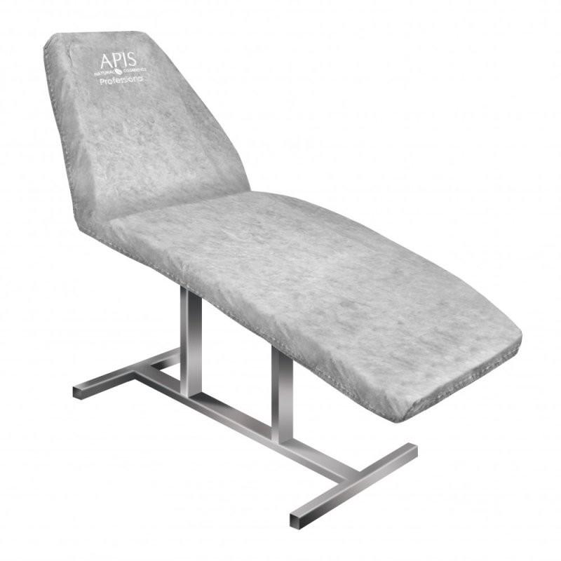 Pokrowiec na fotel kosmetyczny z logo APIS