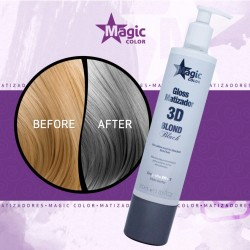 Magic Color 3D Maska Tonująca Graphite Effect 350ml