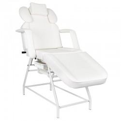 Fotel kosmetyczny BNS IVETTE biały