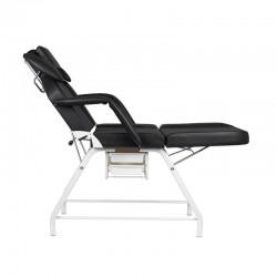 Fotel kosmetyczny BNS IVETTE czarny
