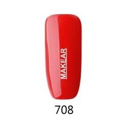 708 Glamour Lakier hybrydowy MAKEAR