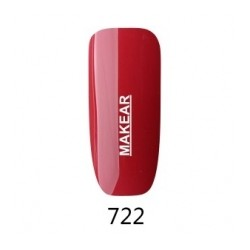 722 Glamour Lakier hybrydowy MAKEAR