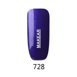 728 Glamour Lakier hybrydowy MAKEAR