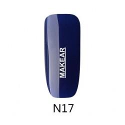 17 Neon Lakier hybrydowy MAKEAR