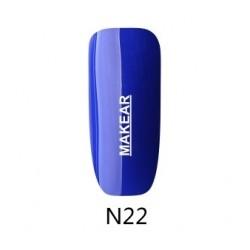 22 Neon Lakier hybrydowy MAKEAR